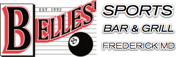 Belles' Sports Bar & Grill - Restaurant, Bar & Billiards in Frederick, MD